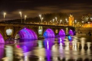 Toulouse, Francia - Puente Neuf