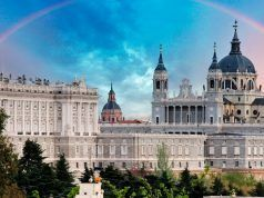 Cathedral of the Almudena of Madrid