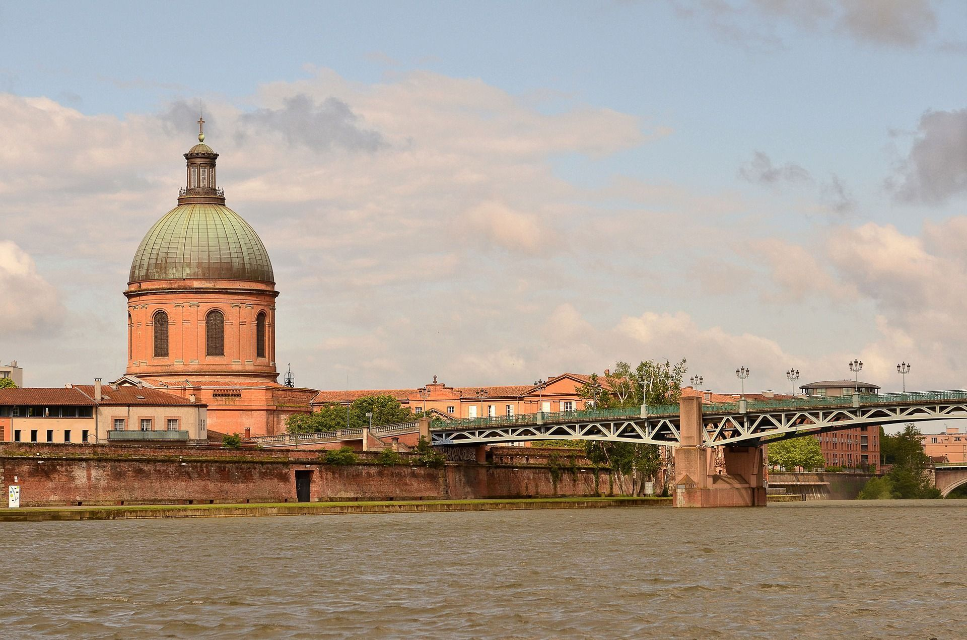 Toulouse, Francia - Catedral