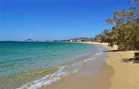 Naxos - Beach of Mikri Vigla